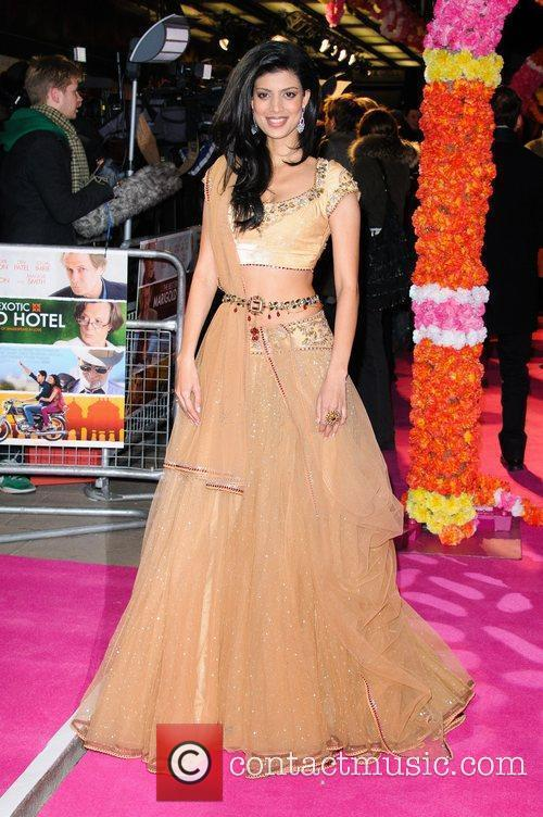 'The Best Exotic Marigold Hotel' world premiere held...