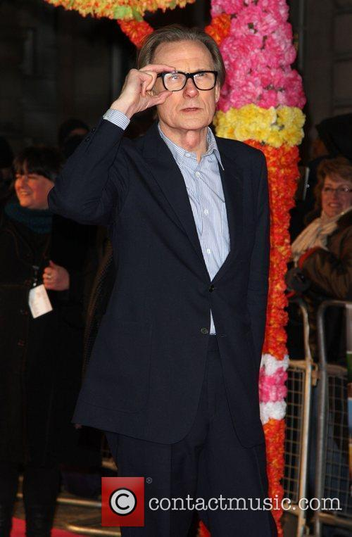 Bill Nighy 'The Best Exotic Marigold Hotel' world...