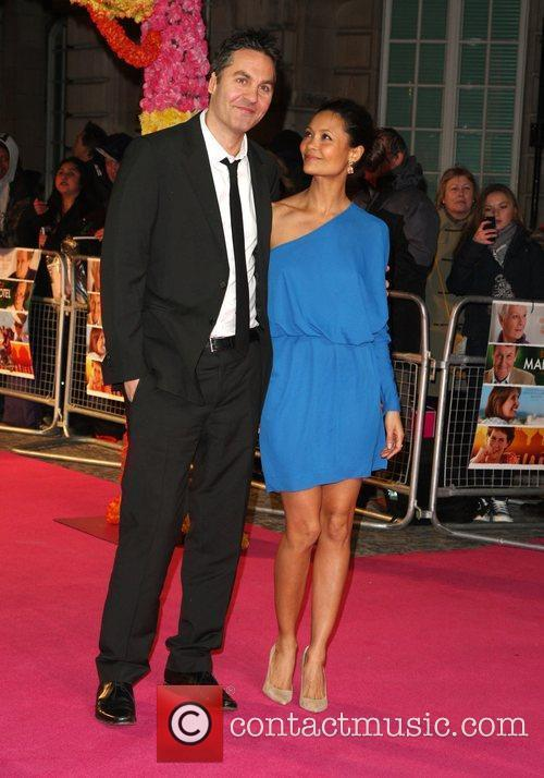 Thandie Newton and husband Ol Parker 'The Best...