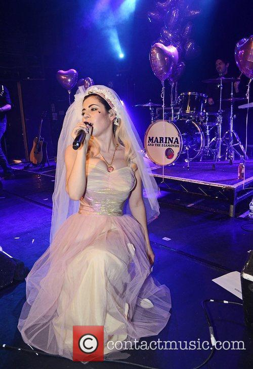 Marina Diamandis and Marina and the Diamonds 11