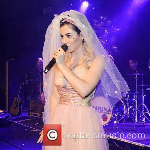 Marina Diamandis and Marina and the Diamonds 12