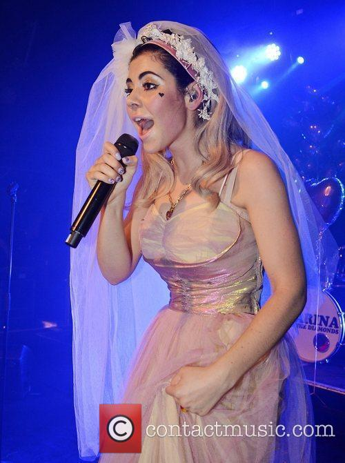 Marina Diamandis and Marina and the Diamonds 19