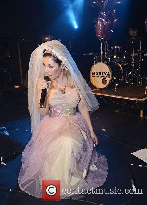Marina Diamandis and Marina and the Diamonds 20