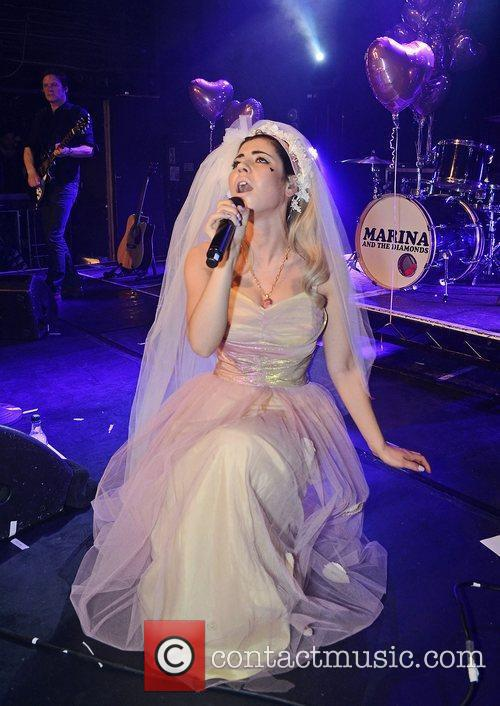 Marina Diamandis and Marina and the Diamonds 33