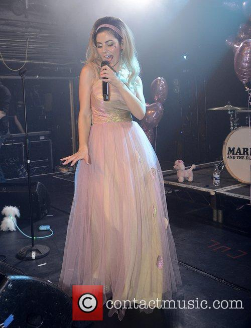 Marina Diamandis and Marina and the Diamonds 35