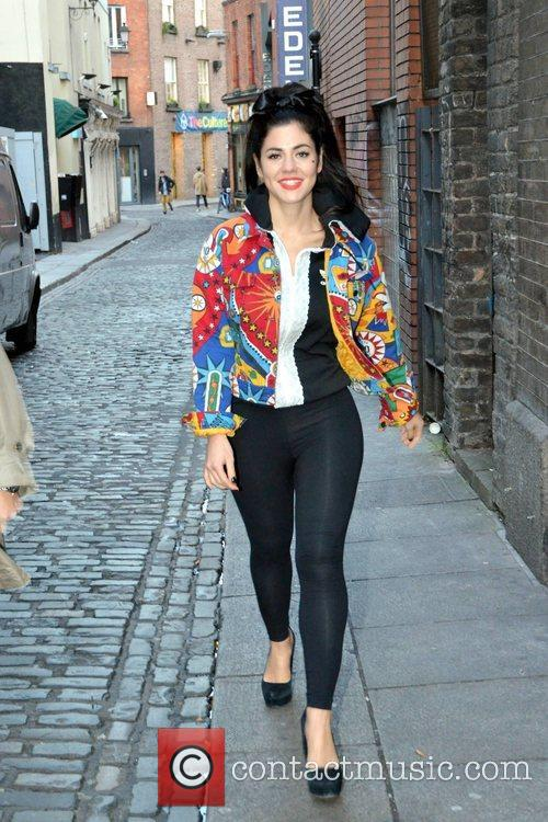Marina Diamandis, Diamonds, The Olympia Theatre Stage, Door, Dublin and Ireland 3