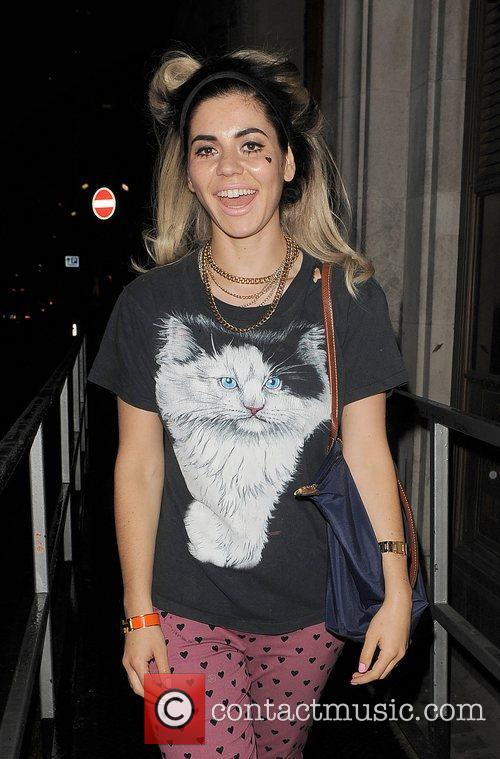 Marina Diamandis and Marina And The Diamonds 2