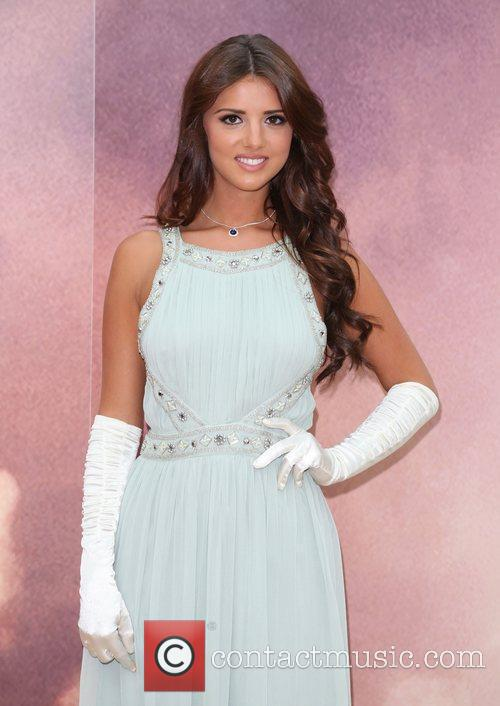Lucy Mecklenburgh and Titanic 3
