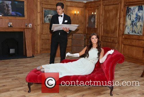 Lucy Mecklenburgh and Titanic 8