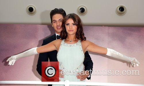Lucy Mecklenburgh and Titanic 13