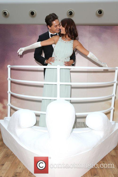 Lucy Mecklenburgh and Titanic 17