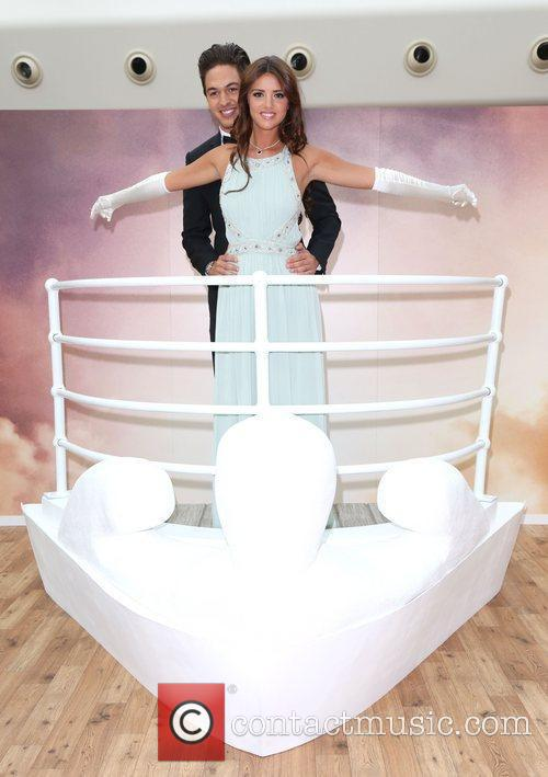 Lucy Mecklenburgh and Titanic 18