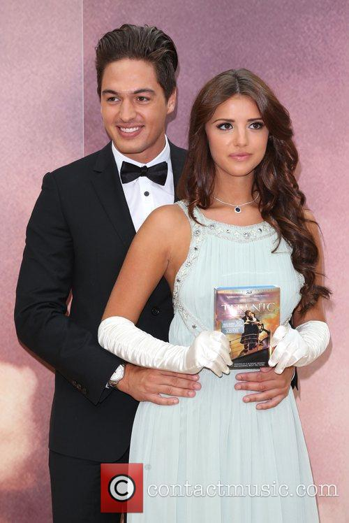 Lucy Mecklenburgh and Titanic 1