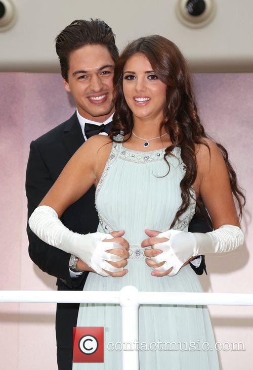 Lucy Mecklenburgh and Titanic 23