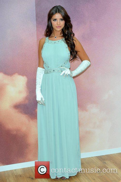 Lucy Mecklenburgh and Titanic 2