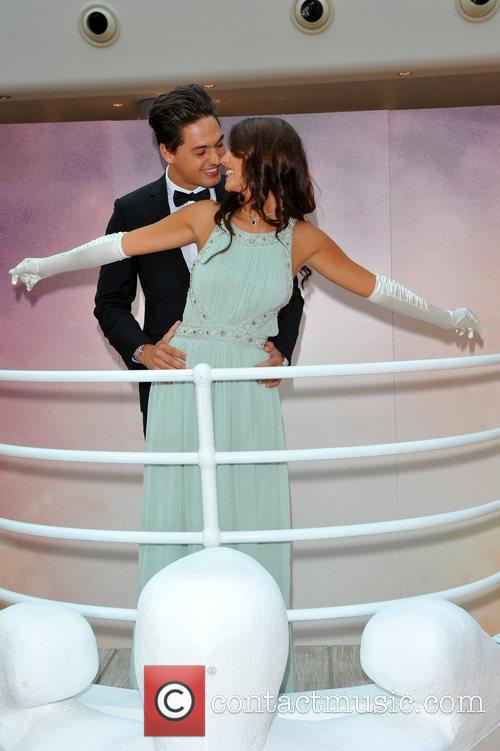 Lucy Mecklenburgh and Titanic 9