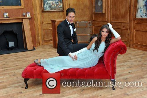 Lucy Mecklenburgh and Titanic 12