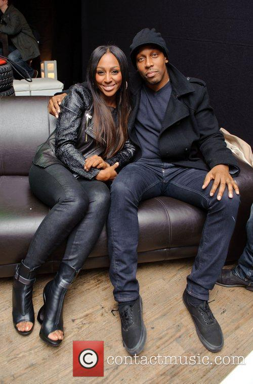 Alexandra Burke and Lemar 5
