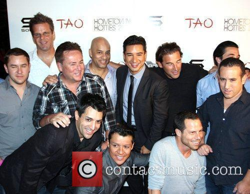 Mario Lopez and Tao Nightclub 2