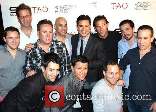 Mario Lopez and Tao Nightclub 3