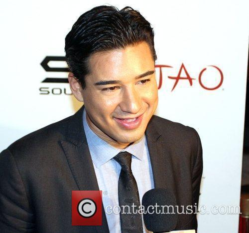 Mario Lopez and Tao Nightclub 5