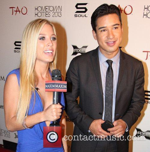 Mario Lopez and Tao Nightclub 7