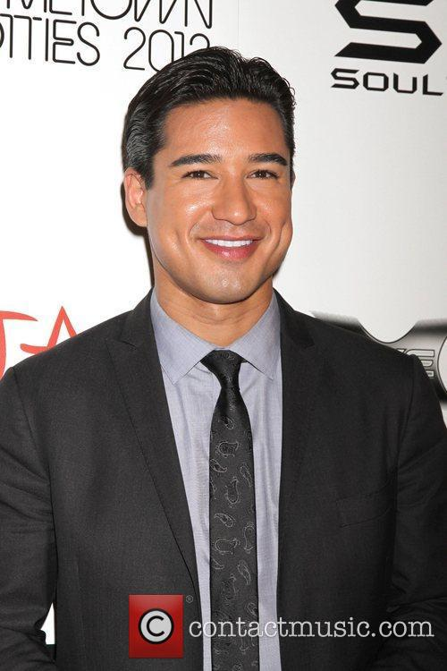 Mario Lopez, Las Vegas and Tao Nightclub 9