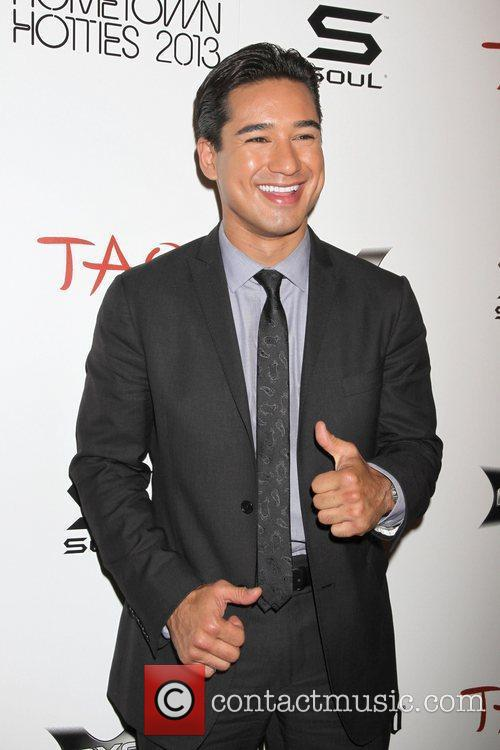 Mario Lopez, Las Vegas and Tao Nightclub 10