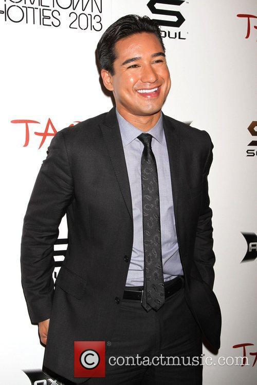 Mario Lopez, Las Vegas and Tao Nightclub 11