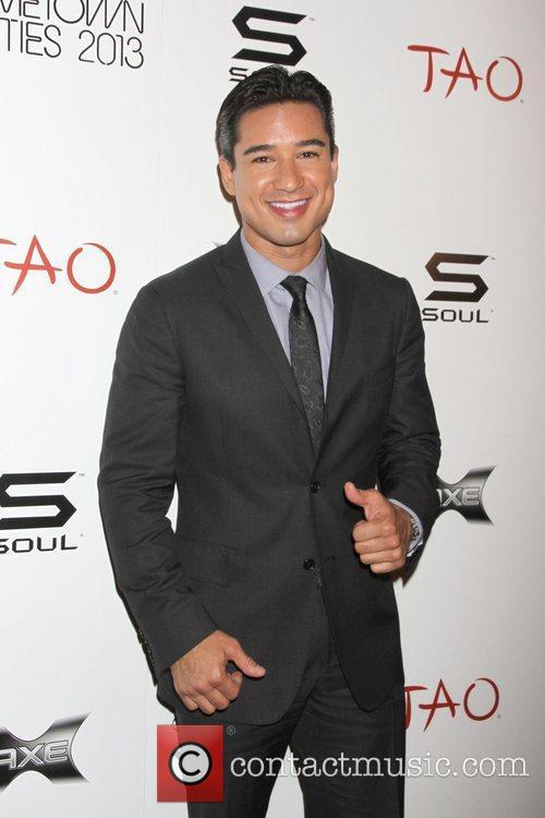Mario Lopez, Las Vegas and Tao Nightclub 1