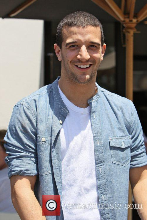 Dancing With The Stars and Mark Ballas 4