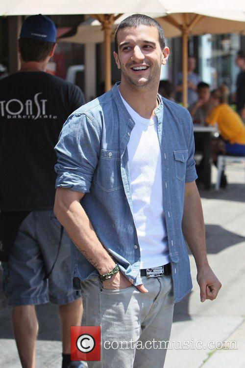 Dancing With The Stars and Mark Ballas 5