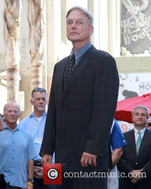 Mark Harmon and Star On The Hollywood Walk Of Fame 11