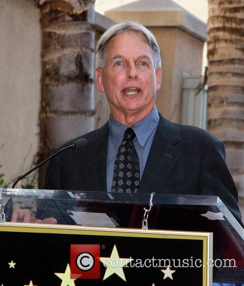 Mark Harmon and Star On The Hollywood Walk Of Fame 8