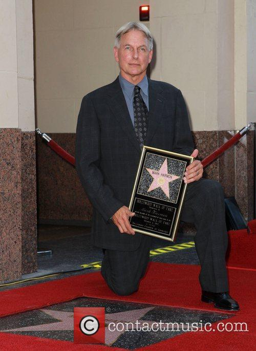 Mark Harmon and Star On The Hollywood Walk Of Fame 10