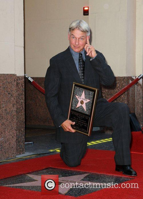 Mark Harmon and Star On The Hollywood Walk Of Fame 7