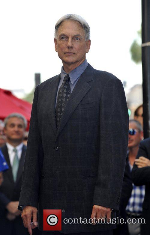 Mark Harmon and Star On The Hollywood Walk Of Fame 12