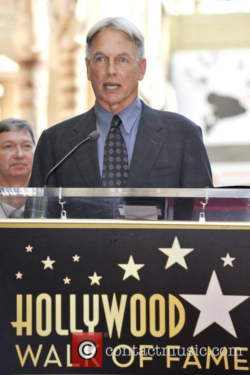 Mark Harmon and Star On The Hollywood Walk Of Fame 17