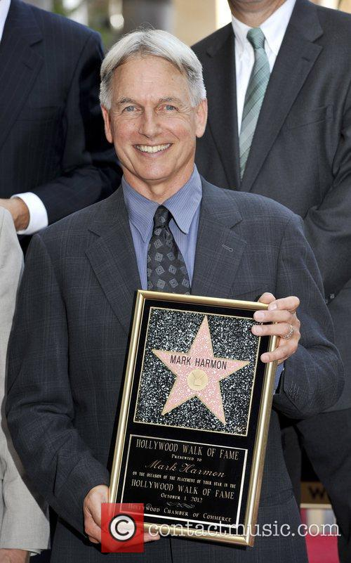 Mark Harmon and Star On The Hollywood Walk Of Fame 19