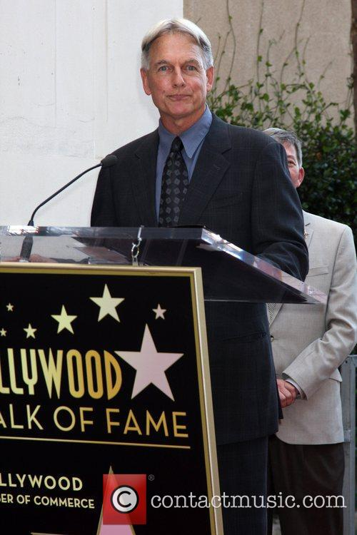 mark harmon mark harmon is honored with 5924539