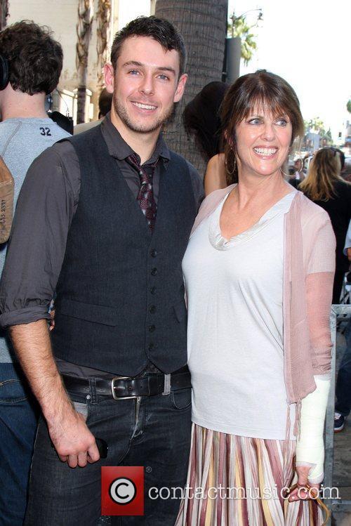Sean Harmon and Pam Dawber 1