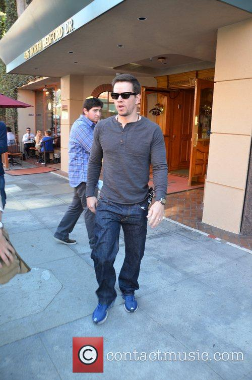 Leaving the Doctor's Office in Beverly Hills