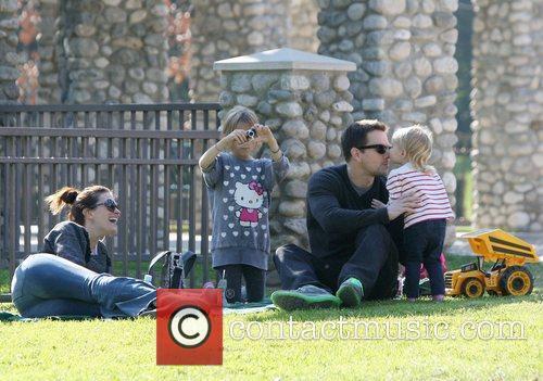Mark Wahlberg and Rhea Durham 9