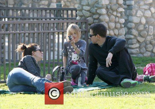 Mark Wahlberg and Rhea Durham 8