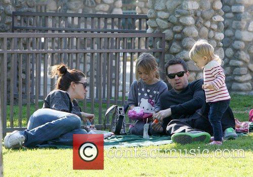 Mark Wahlberg and Rhea Durham 4
