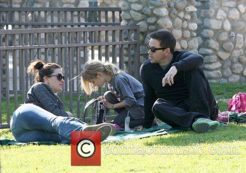 Mark Wahlberg and Rhea Durham 3