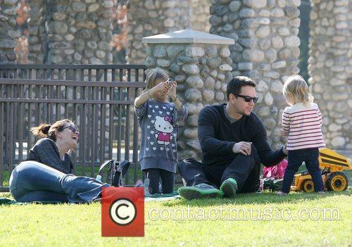 Mark Wahlberg and Rhea Durham 11
