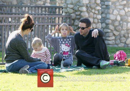 Mark Wahlberg and Rhea Durham 10