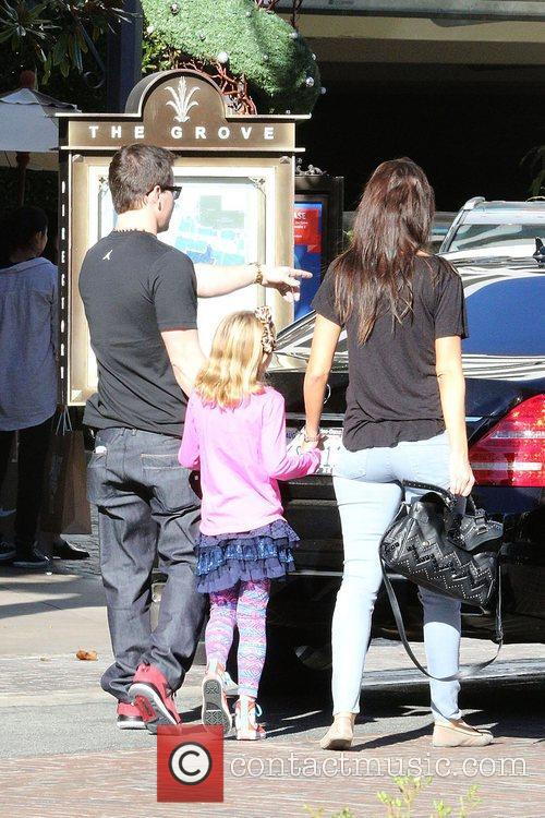 Mark Wahlberg and Rhea Durham 1