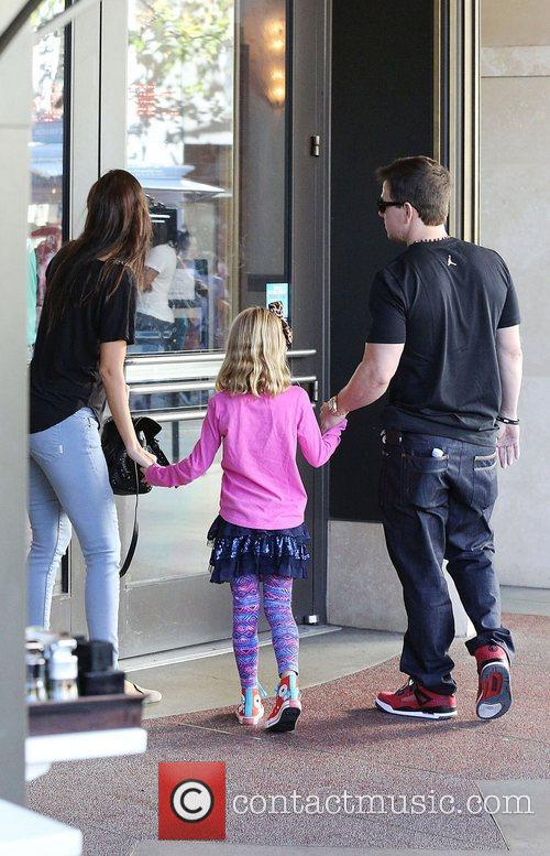 Mark Wahlberg and Rhea Durham 8